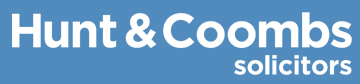Hunt & Coombes Solicitors LLP logo
