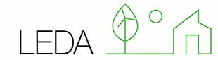 Leeds Environmental Design Associates (LEDA) Logo