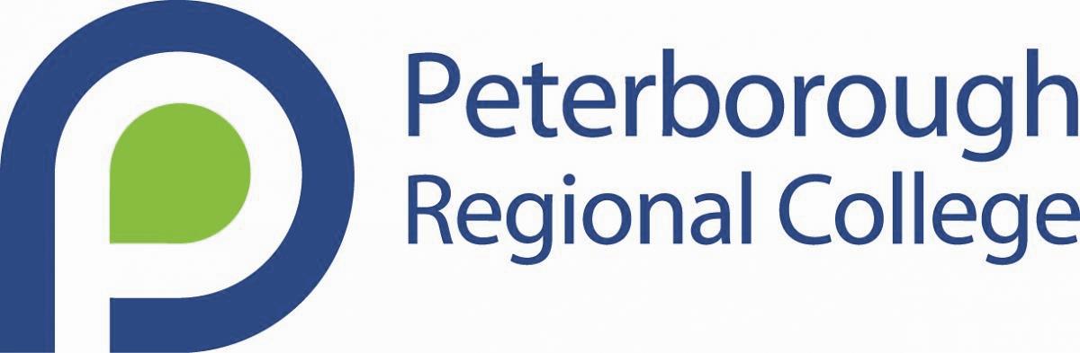 Peterborough Regional College sites Logo