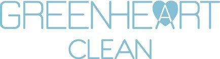 Green Heart Clean logo