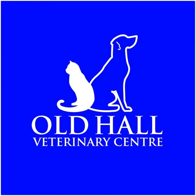 Old Hall Vets Logo