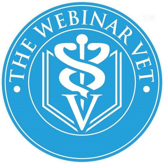 The Webinar Vet Logo