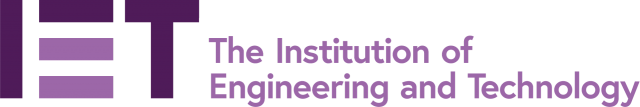 The Institution for Engineering & Technology (IET) logo