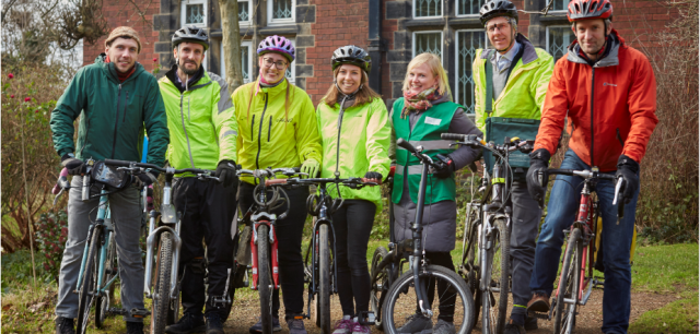 Championing sustainable business transport in Leeds Case Study
