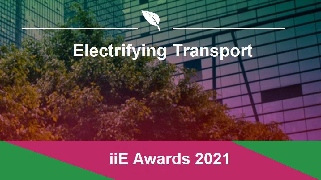 electrifying transport