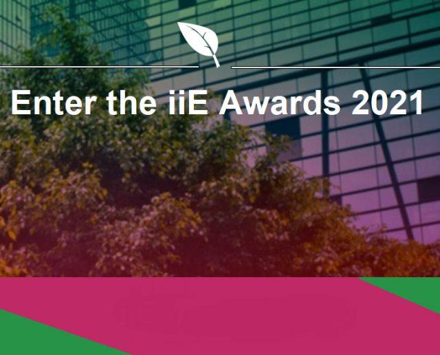 Enter the iiE Awards 2021