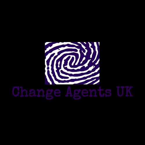 Change Agents UK Charity logo